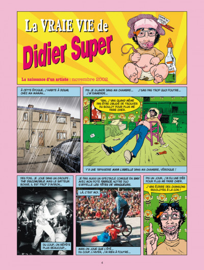 Page 2 vraie vie de didier super tome 1
