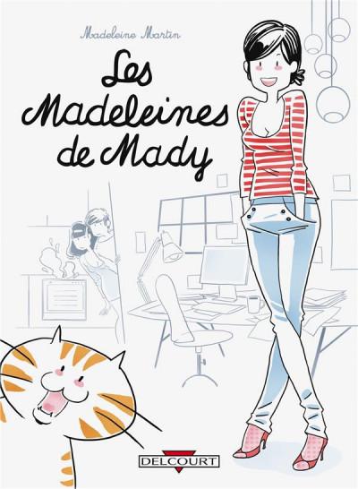 image de les madeleines de mady tome 1