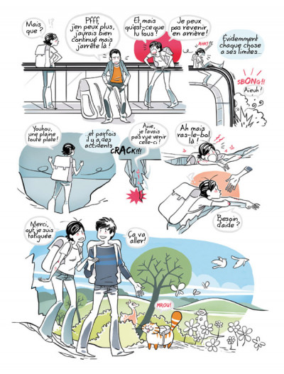 Page 4 les madeleines de mady tome 1