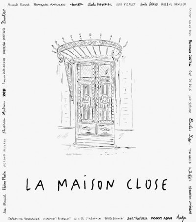 Couverture la maison close