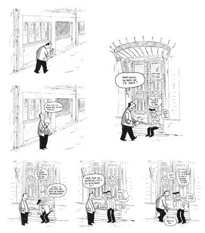 Page 1 la maison close