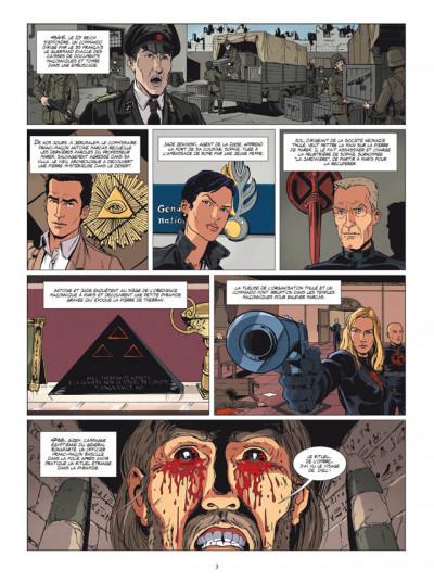 Page 1 Marcas, maître franc-maçon tome 2
