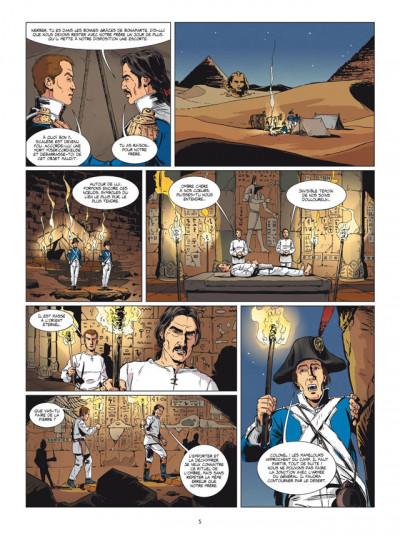 Page 3 Marcas, maître franc-maçon tome 2