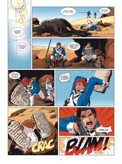 Page 4 Marcas, maître franc-maçon tome 2