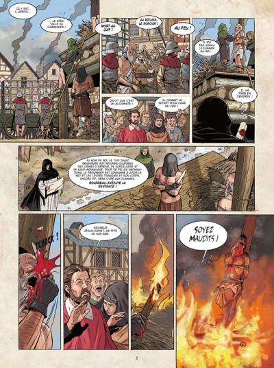 Page 4 Marcas, maître franc-maçon tome 3