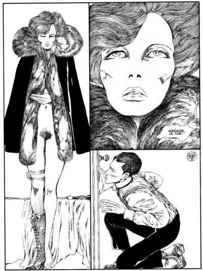 Page 1 La vénus à la fourrure