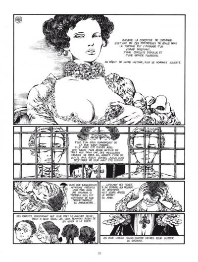 Page 2 Justine, d'après le marquis de sade