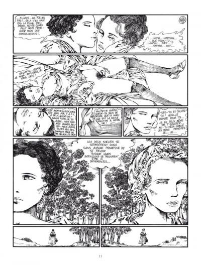 Page 3 Justine, d'après le marquis de sade