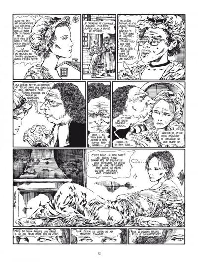 Page 4 Justine, d'après le marquis de sade