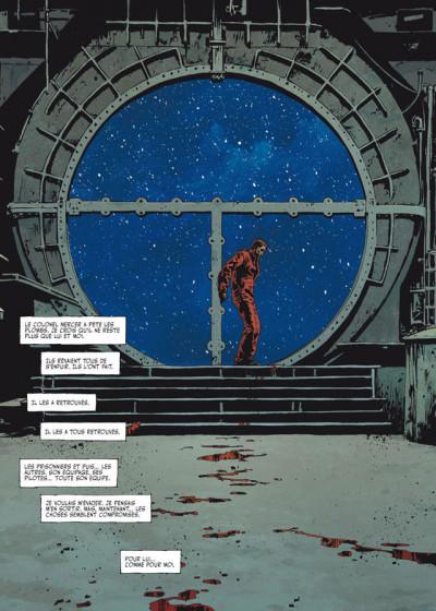 Page 1 la grande évasion ; void 01
