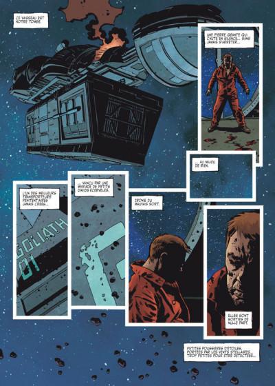 Page 2 la grande évasion ; void 01