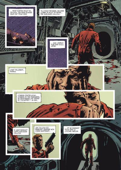 Page 3 la grande évasion ; void 01