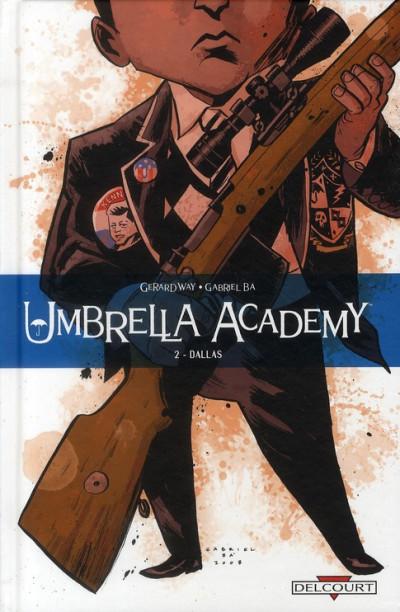 image de umbrella academy tome 2 - dallas