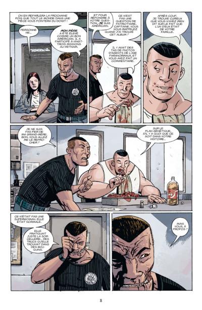 Page 2 b.p.r.d. tome 8 - champ de bataille
