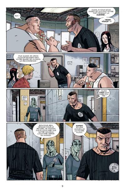 Page 3 b.p.r.d. tome 8 - champ de bataille