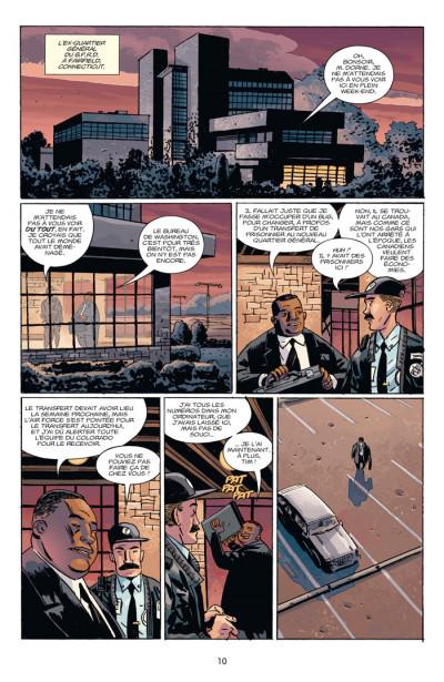Page 4 b.p.r.d. tome 8 - champ de bataille