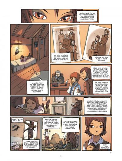 Page 1 les aventures de Huckleberry Finn, de Mark Twain tome 1