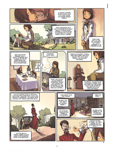 Page 2 les aventures de Huckleberry Finn, de Mark Twain tome 1