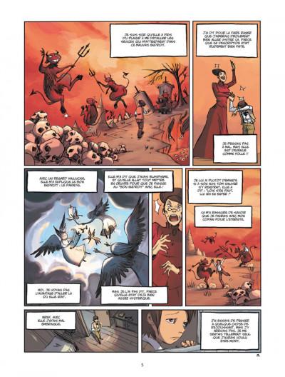 Page 3 les aventures de Huckleberry Finn, de Mark Twain tome 1