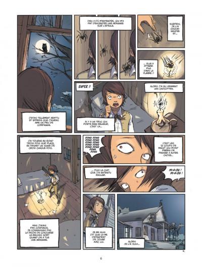 Page 4 les aventures de Huckleberry Finn, de Mark Twain tome 1