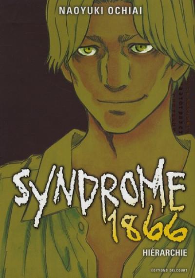 Couverture syndrome 1866 tome 4 - hiérarchie
