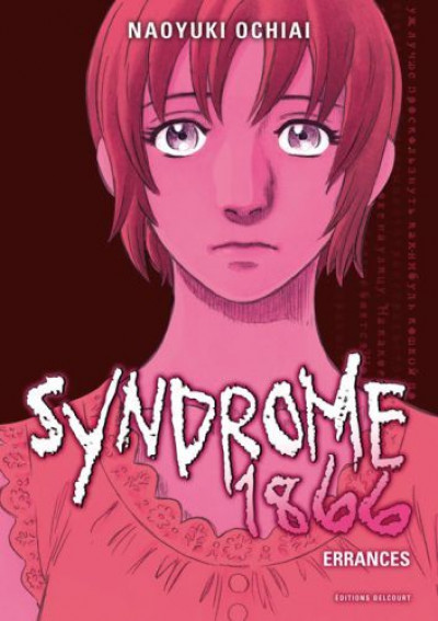 Couverture syndrome 1866 tome 5
