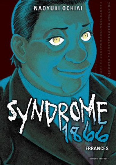 Couverture syndrome 1866 tome 6