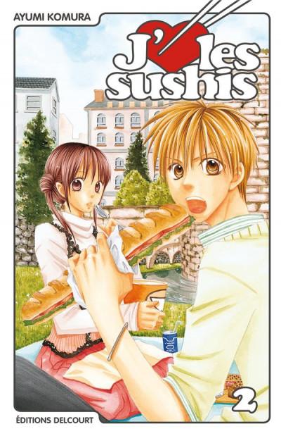 image de j'aime les sushis tome 2