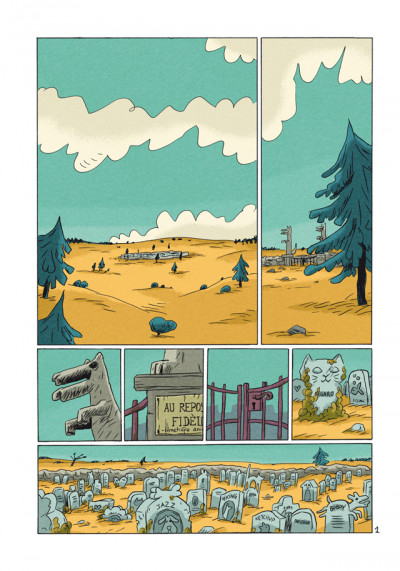 Page 1 fables nautiques