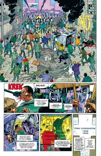 Page 2 martha washington tome 1 le rêve americain
