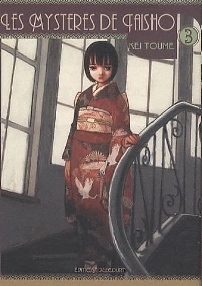 image de les mystères de Taisho tome 3