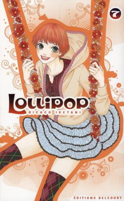 Couverture lollipop tome 7