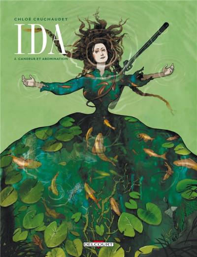 image de Ida tome 2 - candeur et abomination