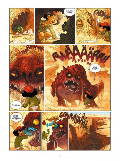 Page 2 l'honneur des Tzarom tome 2 - le théorème de l'exfiltration