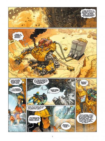 Page 3 l'honneur des Tzarom tome 2 - le théorème de l'exfiltration