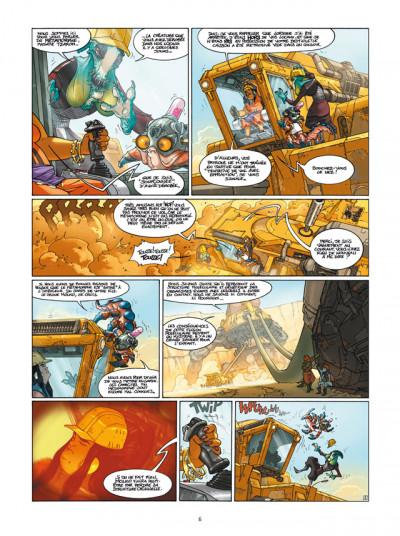 Page 4 l'honneur des Tzarom tome 2 - le théorème de l'exfiltration