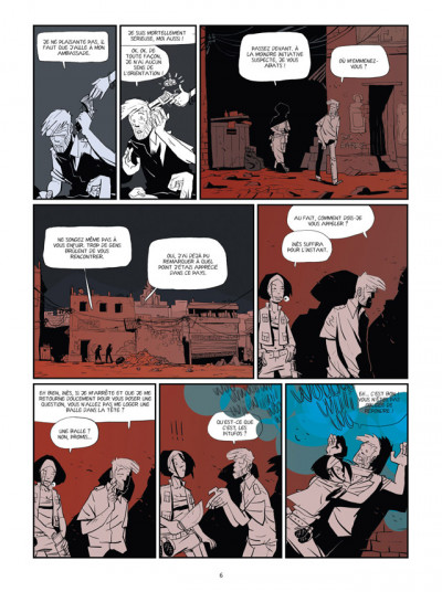 Page 4 snuff tome 2 - dans la vallée des ombres