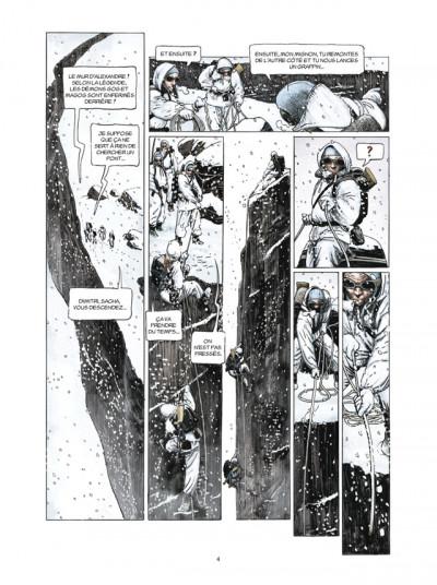 Page 2 L'histoire secrète tome 23 - absynthe