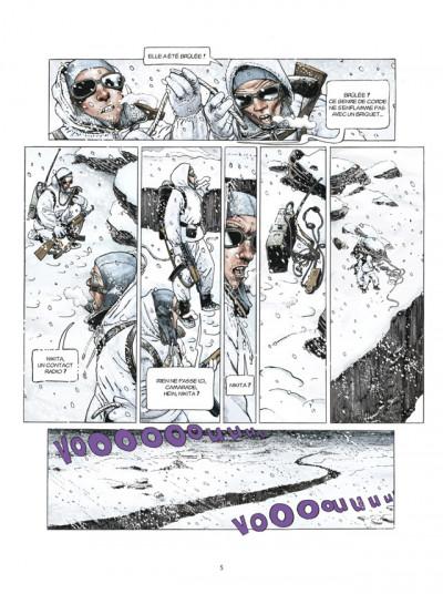 Page 3 L'histoire secrète tome 23 - absynthe