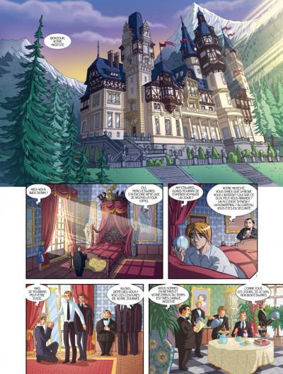 Page 1 un prince à croquer tome 1 - entrée