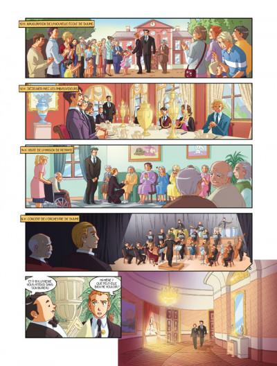 Page 2 un prince à croquer tome 1 - entrée