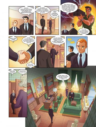 Page 3 un prince à croquer tome 1 - entrée