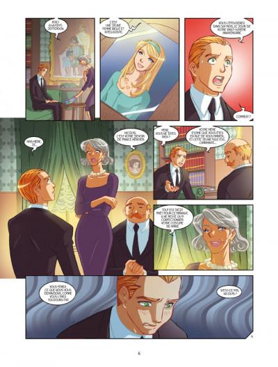 Page 4 un prince à croquer tome 1 - entrée