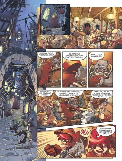 Page 3 azur tome 1 - providence