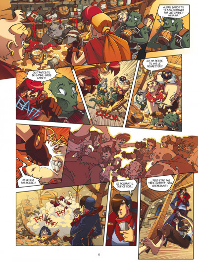 Page 4 azur tome 1 - providence