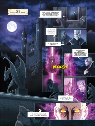 Page 1 surnaturels tome 1 - un choix tellement humain