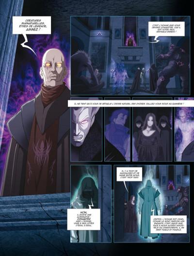 Page 2 surnaturels tome 1 - un choix tellement humain