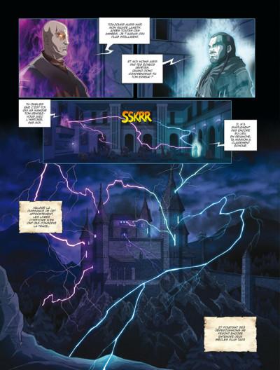 Page 4 surnaturels tome 1 - un choix tellement humain