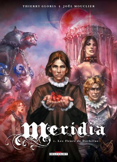image de Meridia tome 1 - les fleurs de Dorkéïne