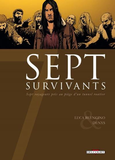 Couverture 7 survivants